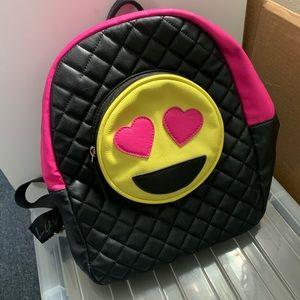 Mini emoji betsey johnson Backpack